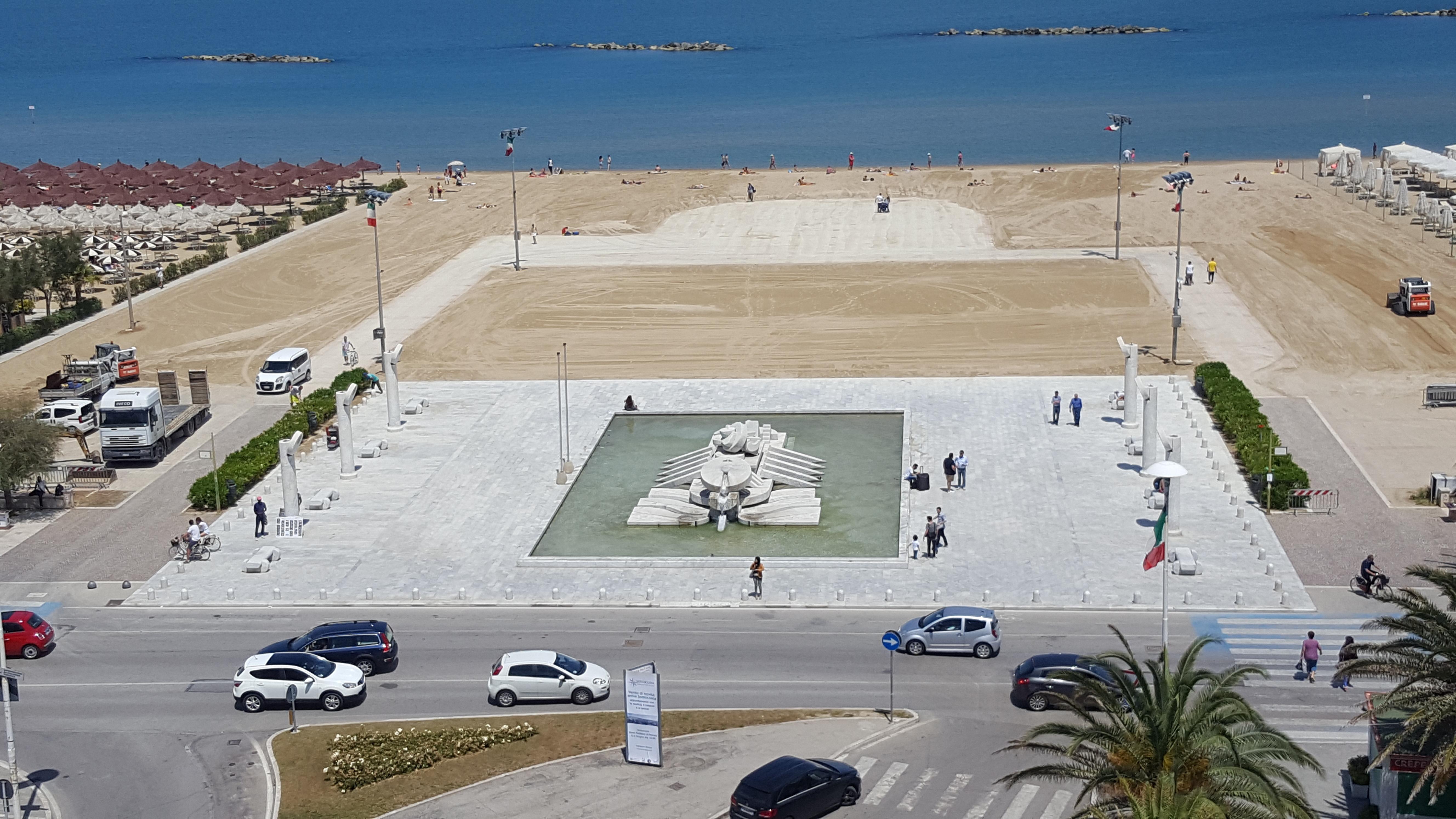 Interventi per rendere più accogliente Pescara