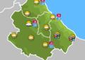 Previsioni meteo Abruzzo 26 giugno