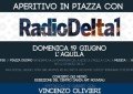 Riapre la sede di Radio Delta 1 a L'Aquila