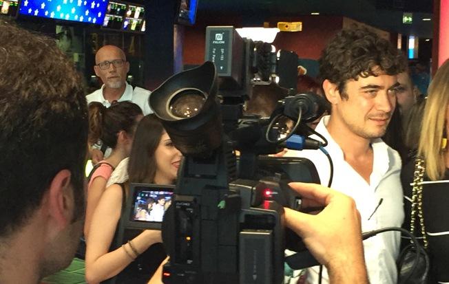 Flaiano, Riccardo Scamarcio apre il Film Festival