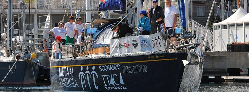 Sognando Itaca approda al Marina di Pescara