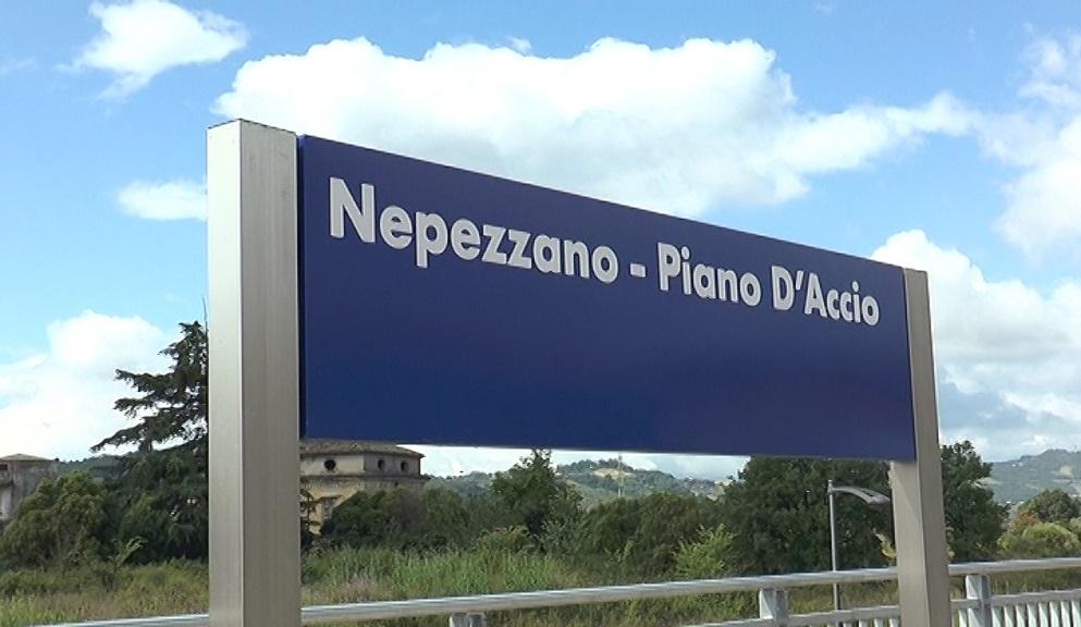 Teramo: inaugurata la stazione di Piano D'Accio