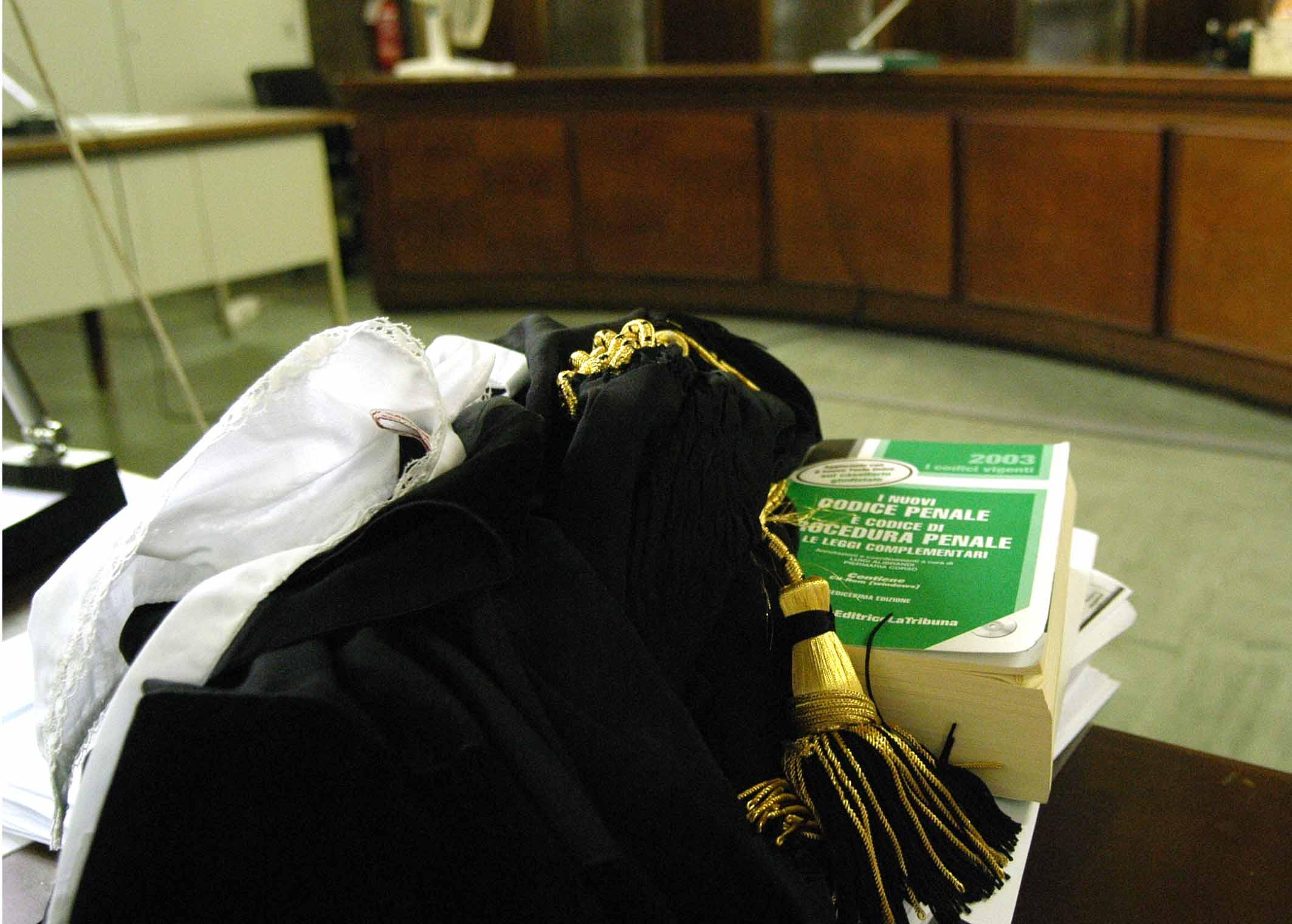 Foro di Pescara in lutto è morto l'avvocato Di Biase