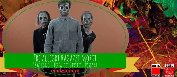 Pescara, Cgil in festa per i diritti