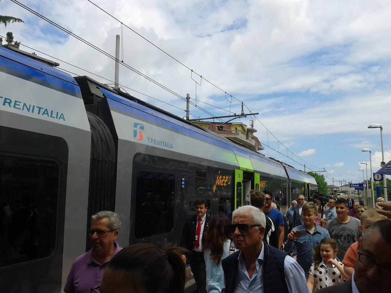 Trenitalia Abruzzo, nuove fermate per la metro leggera