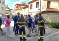 Montesilvano, ispezione in Via Lazio