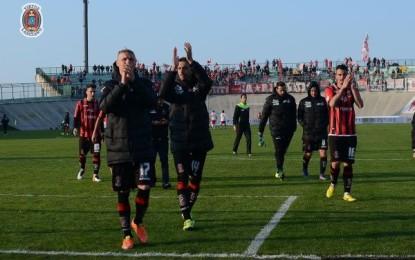 Serie B – Lanciano, i saluti con i giocatori