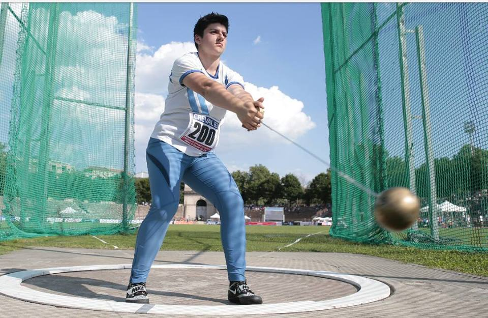 Atletica Leggera – Meeting Cornacchia, record regionale nel martello