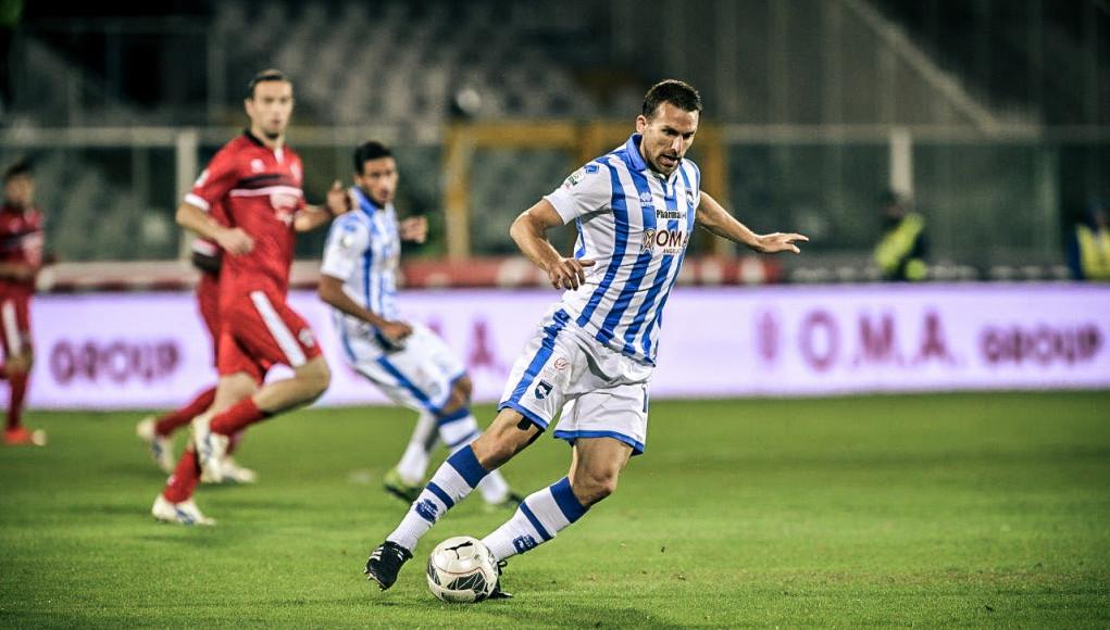 Pescara calcio Campagnaro, timori fugati