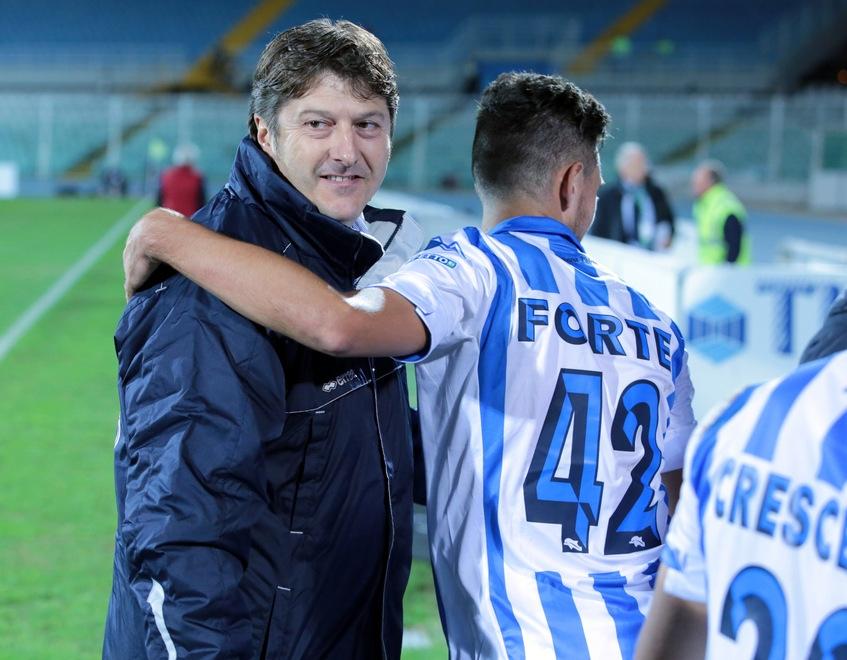 Teramo calcio, Forte!