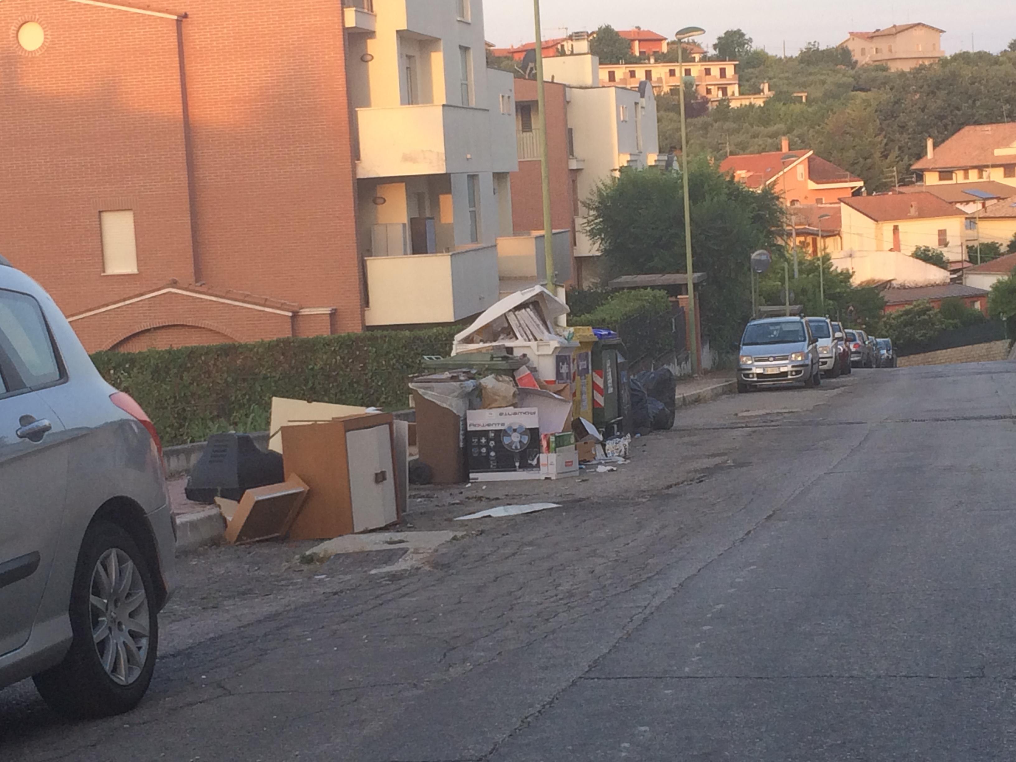 Pescara, che fine hanno fatto le telecamere per gli incivili?