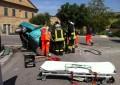 Incidente a Castellalto, muore un 54 enne
