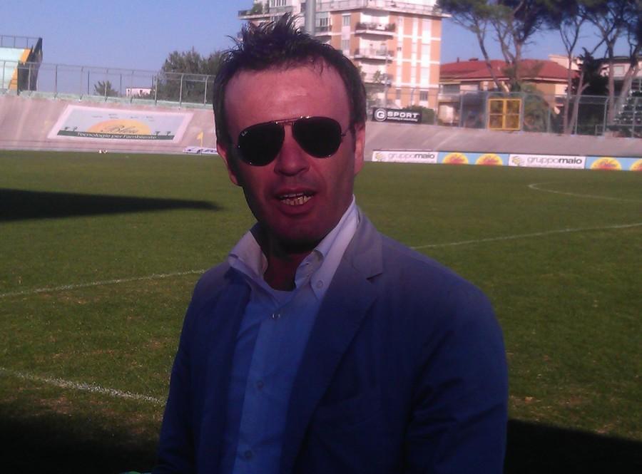 Pescara calcio Leone, tre mesi di squalifica