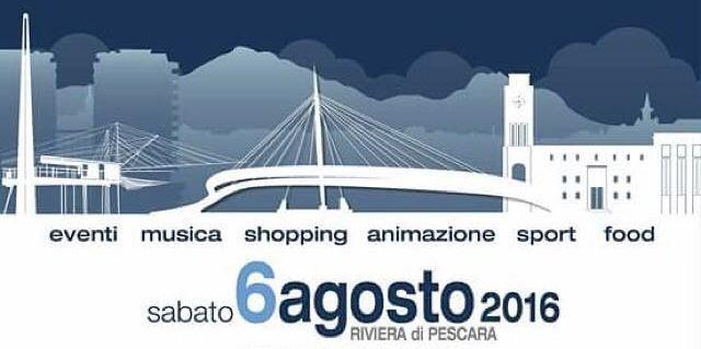"""Pescara: """"Notte Bianca dell'Adriatico"""", si esorcizza il maltempo"""