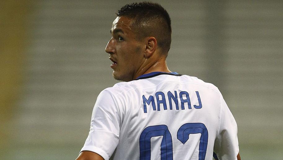Pescara calcio, pista Manaj