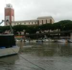 Pescara, fiume golena sud