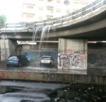 Pescara, golena sud