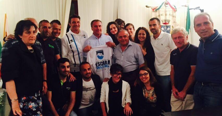 Pescara calcio, questa sera Palena in festa