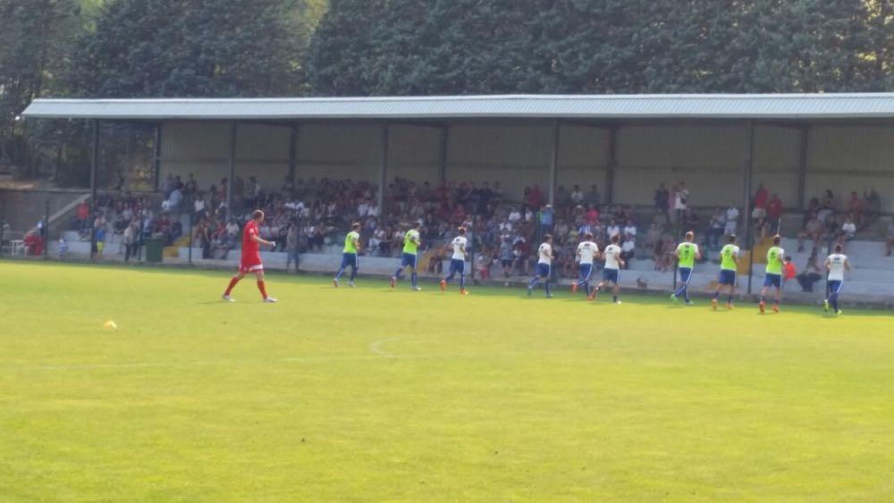 Pescara calcio, giovedì contro il San Nicolò