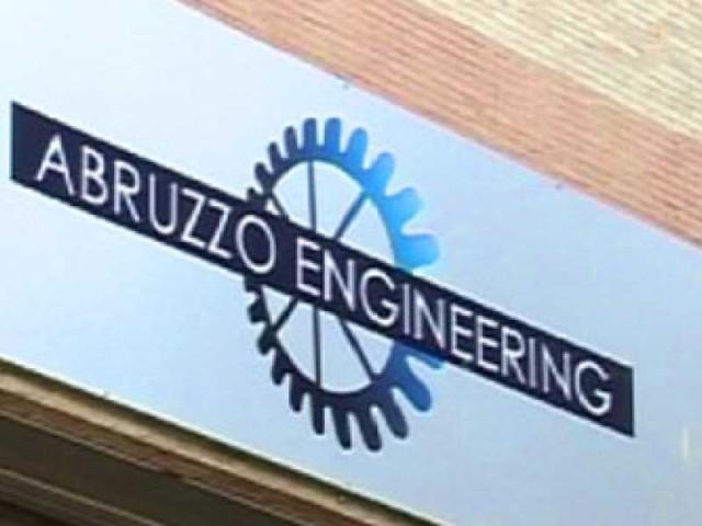 Perdite ridotte nel bilancio Abruzzo Engineering
