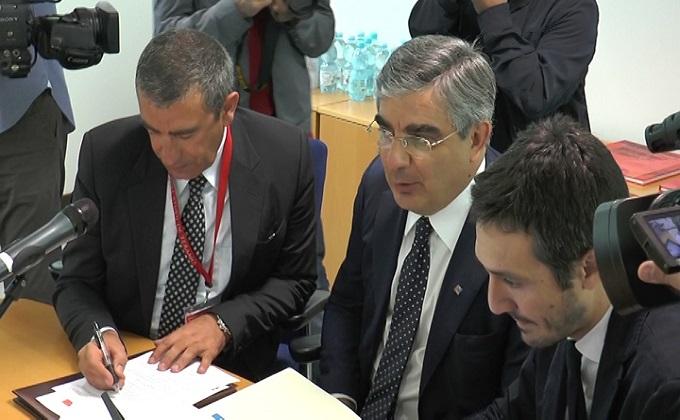 Teramo, firmato accordo per progetti Masterplan