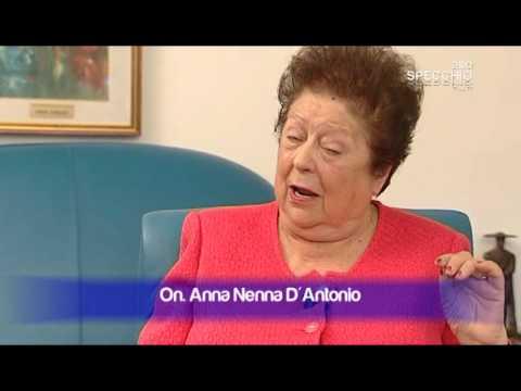 Sala delle Donne a Montecitorio: C'é anche la Nenna D'Antonio