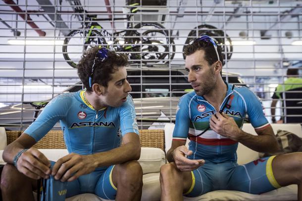 Ciclismo Rio 2016 – Ecco la nazionale italiana
