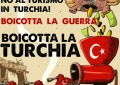 "Rete Kurdistan Abruzzo: ""Boicottare Turchia"""