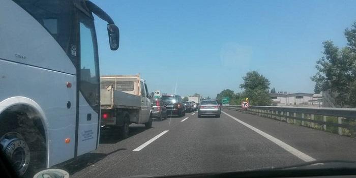 Speed marathon per l'Asse attrezzato Chieti-Pescara
