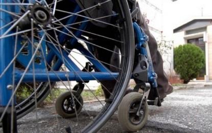 Penne, problemi per assistenza disabili gravi