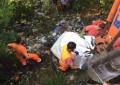 Avezzano: ripulita la discarica abusiva di San Pelino