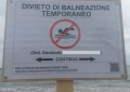 Divieto balneazione Pescara-Francavilla: nuovi rilievi Arta