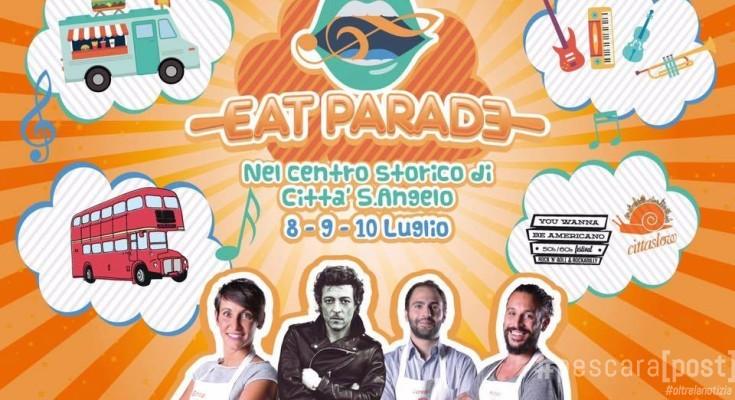 Città Sant'Angelo: Eat Parade 2016