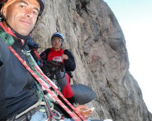 Monte Camicia Gran Sasso, muoiono due alpinisti sulla parete nord