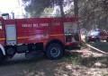 Pescara, ancora fiamme a San Silvestro