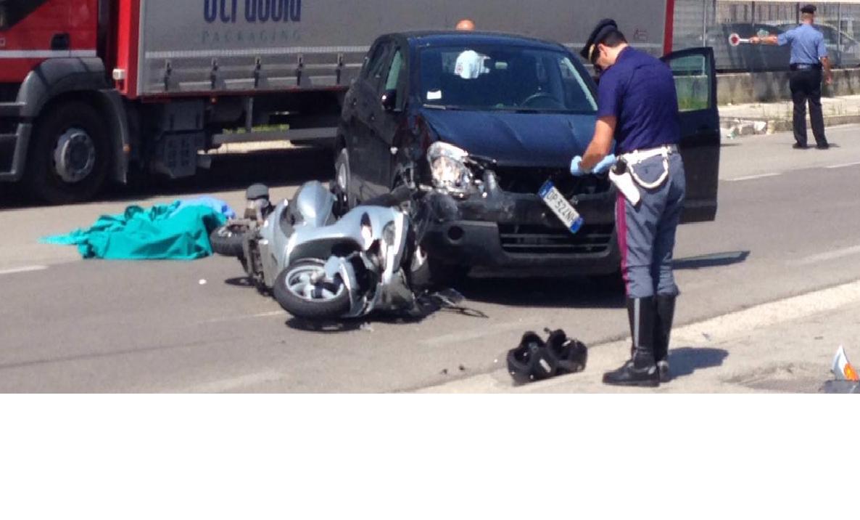 Incidente stradale sulla Bonifica muore un marchigiano