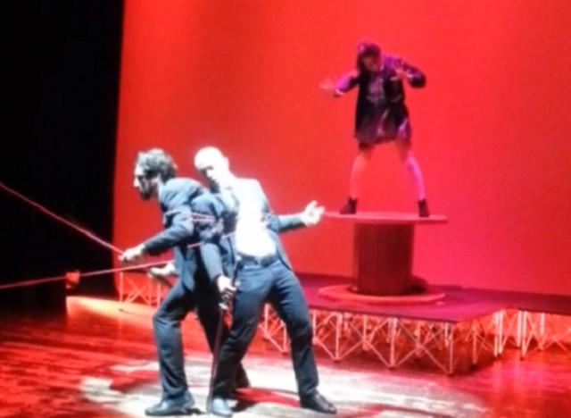 Teatro, successo per la rassegna InSmovimento a Atri