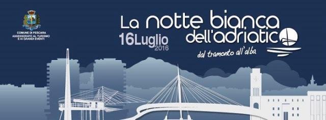 Pescara: notte bianca tra spettacoli e mobilità alternativa