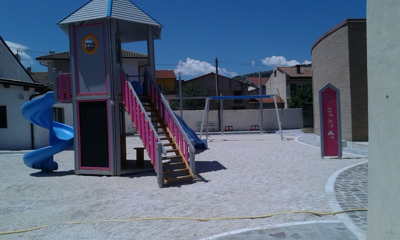 Avezzano, un parco in ricordo di Fabrizio Tirabassi