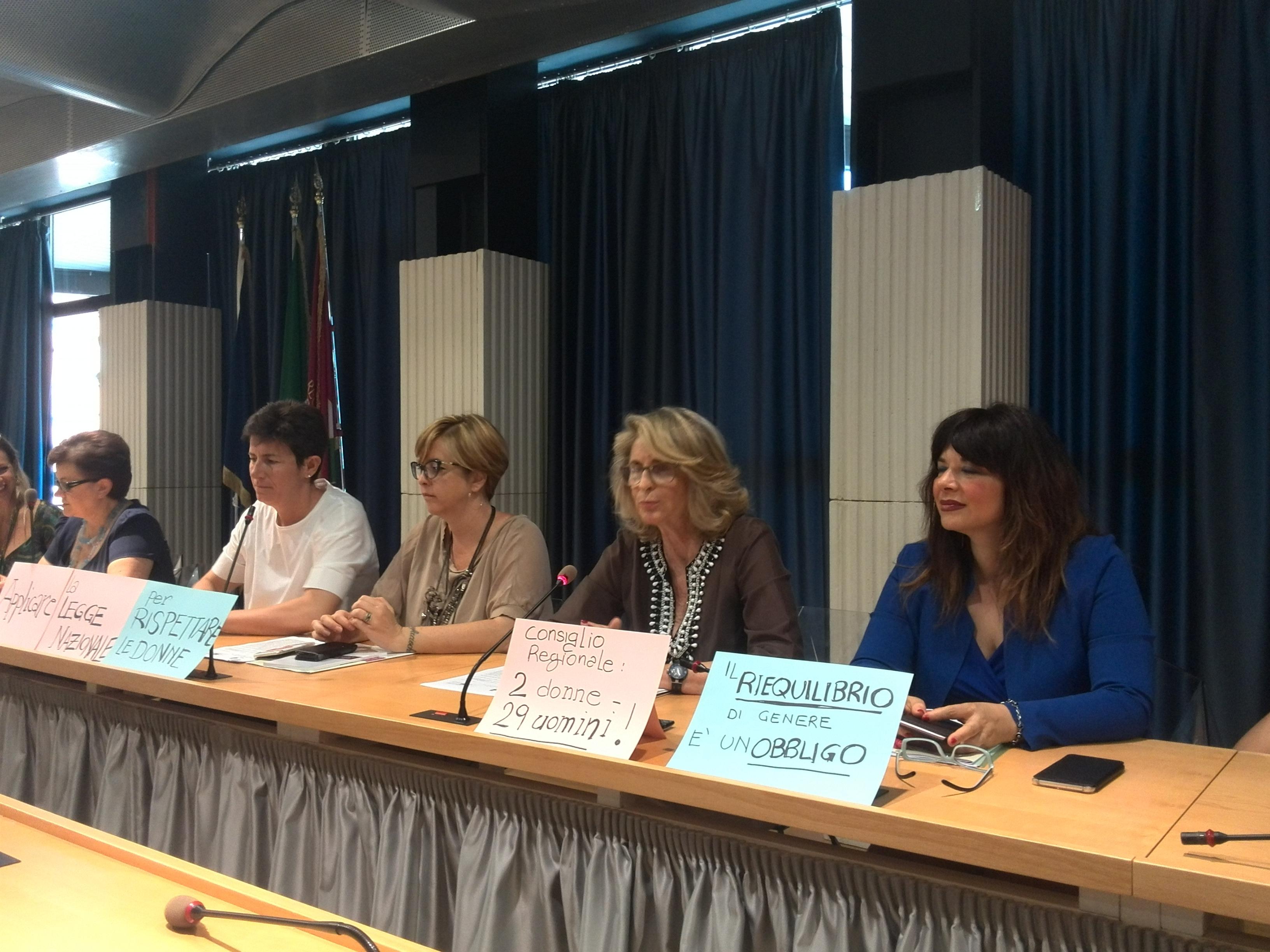 Abruzzo: elezioni regionali e preferenze di genere