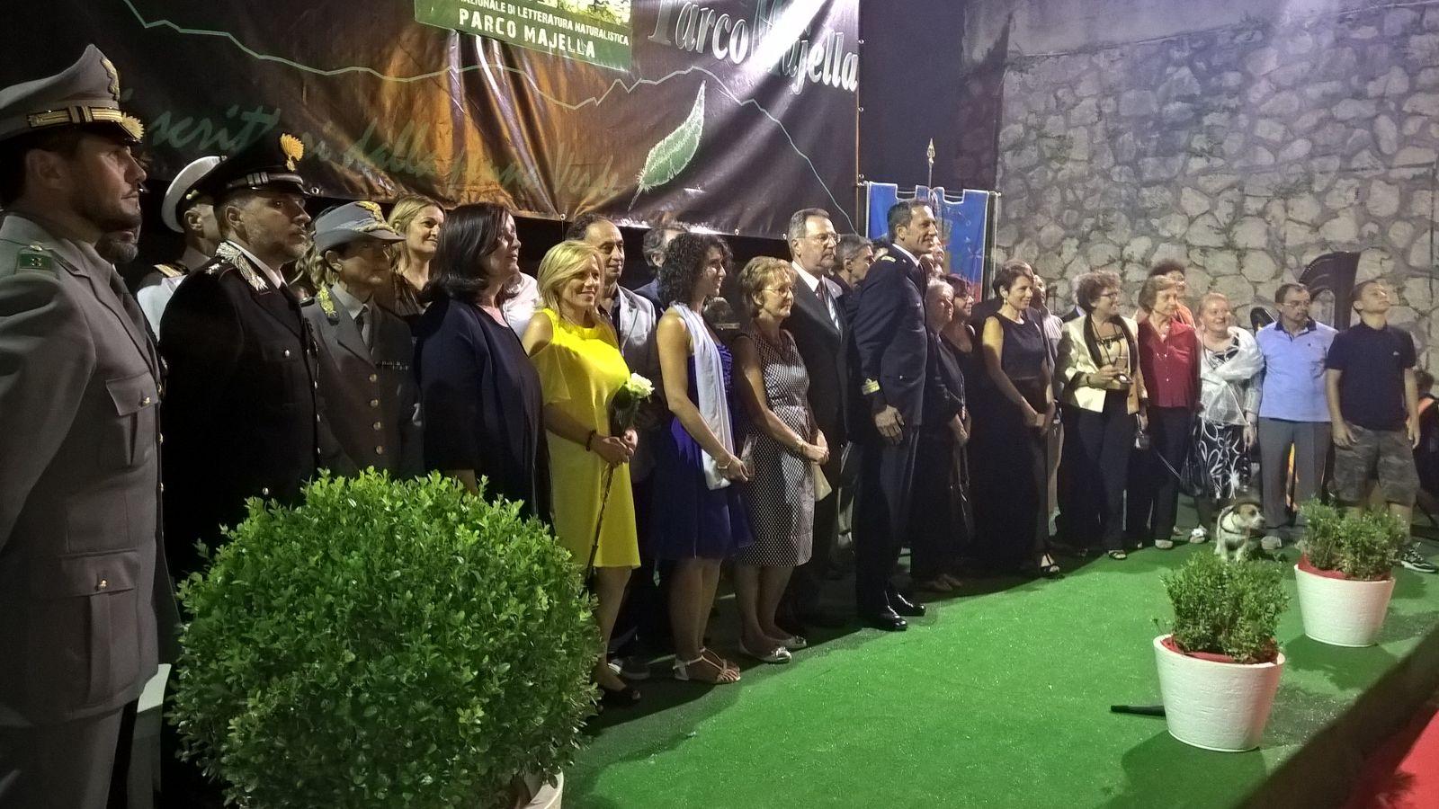 Premio Parco Majella 2016: la premiazione dei vincitori