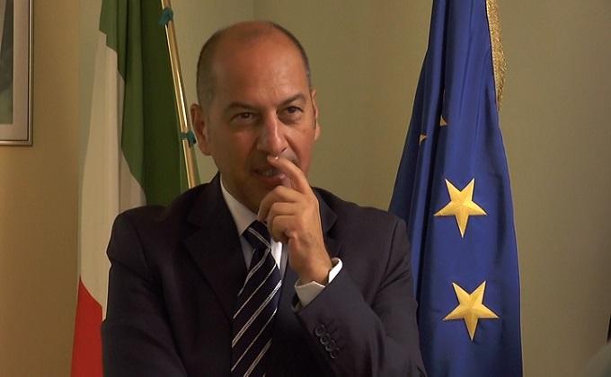 Teramo, Il nuovo questore Enrico De Simone si presenta