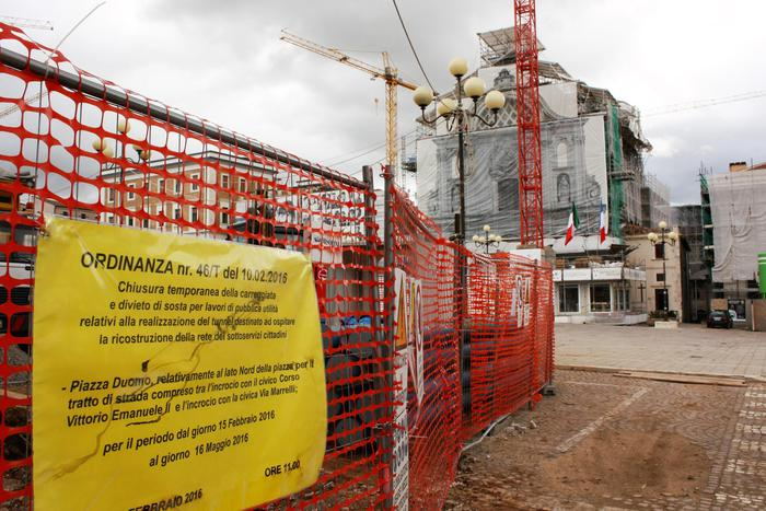 L'Aquila: altri 80 milioni per la ricostruzione