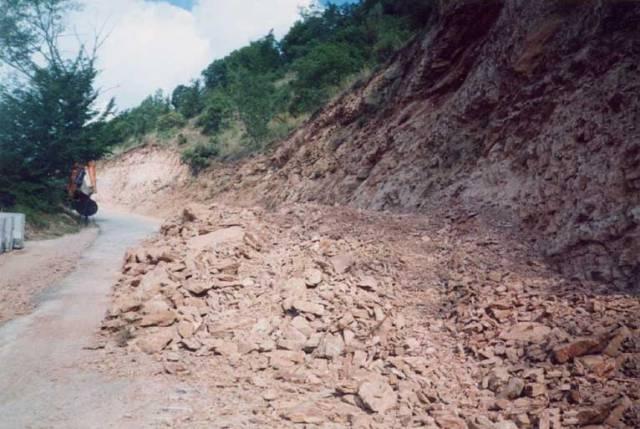 Abruzzo: rischio idrogeologico, via ai primi interventi