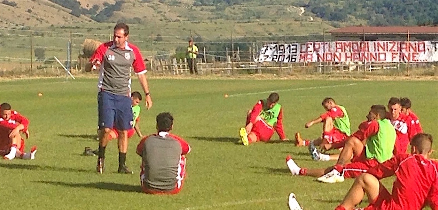 Tim Cup: Teramo-Alessandria attivata prevendita