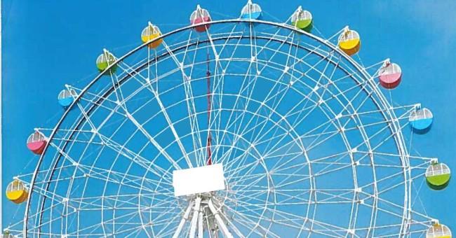 La ruota panoramica a Pescara piace