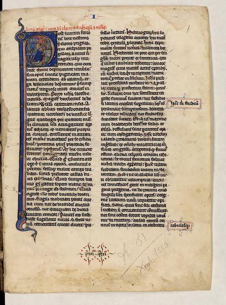 Celano, in mostra gli scritti di frate Tommaso