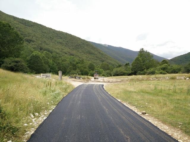 Pnalm: due indagati per il sentiero asfaltato