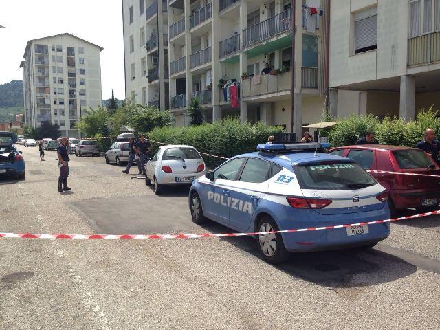 Aggressione a Pescara in Via Aldo Moro, un fermo