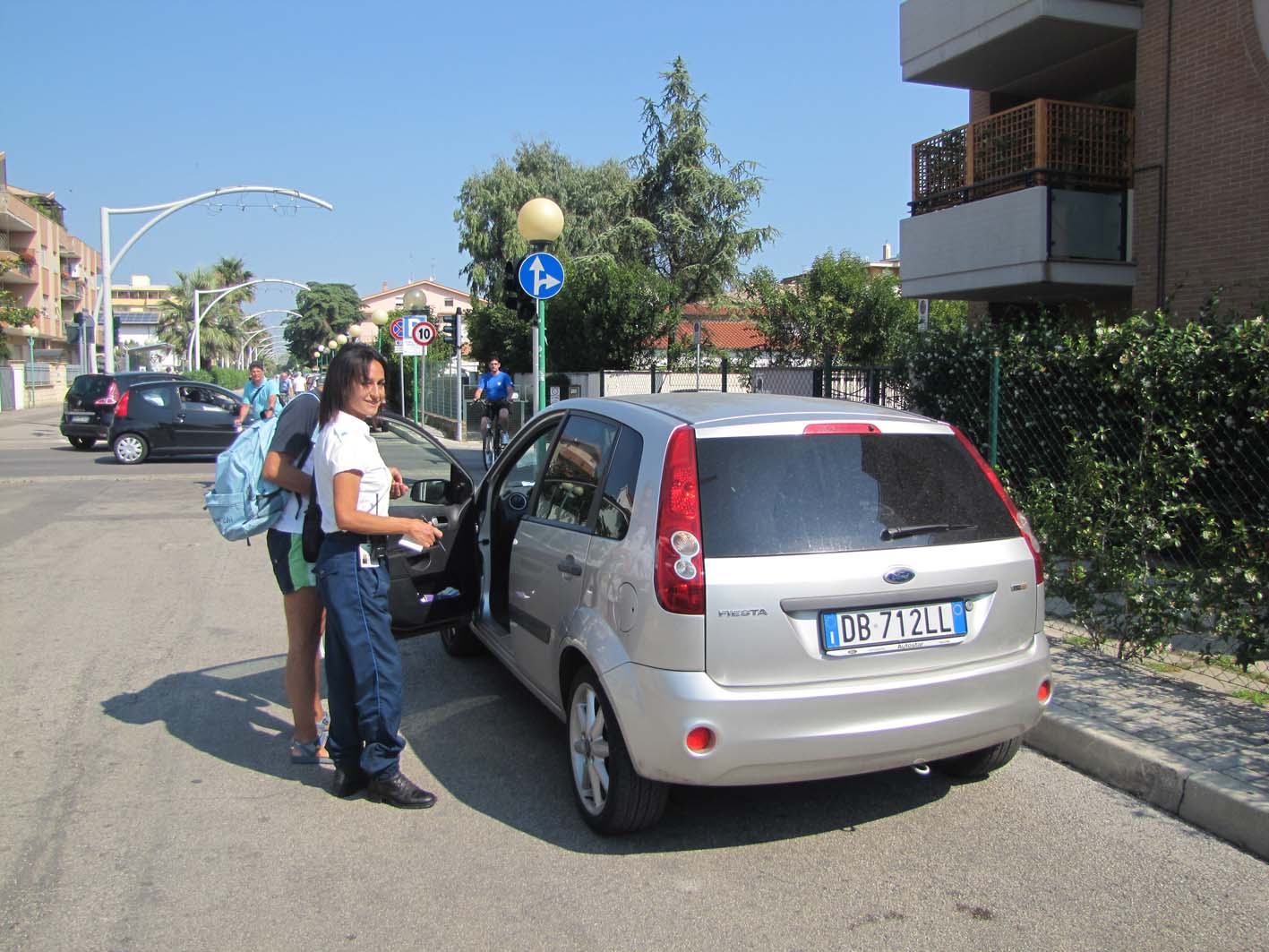 Pescara Strada Parco, un sondaggio per la mobilità